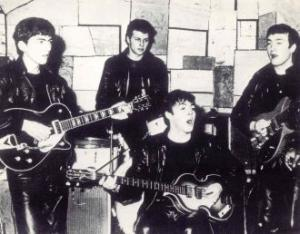 Mark discusses the Hamburg years with original Beatles drummer Pete Best.