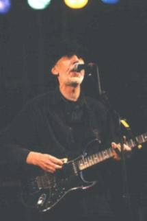 Rod Clements (Lindisfarne) - 1 October 2000